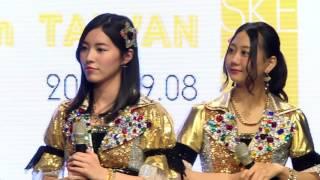 SKE48松井株理奈矢方美紀古(火田)奈和來台會粉絲扮比卡丘卡哇伊-II.
