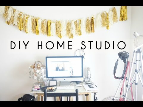 DIY HOME STUDIO