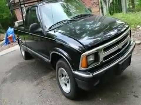 1996 chevy s10 pickup truck for sale chattanooga tn youtube. Black Bedroom Furniture Sets. Home Design Ideas