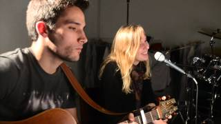 B.Leroy and C.Collet - Your Song ( Elton John Acoustic Cover ) - DugProd session
