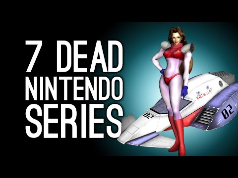 7 Dead Nintendo Franchises That Deserve to Be Reborn