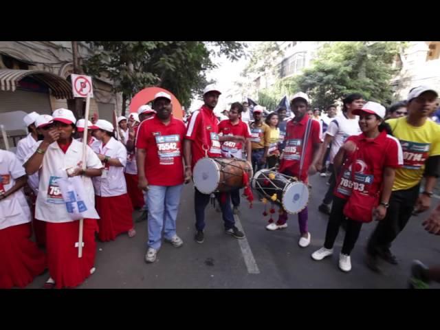 Standard Chartered Mumbai Marathon - 2016