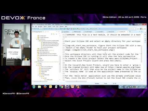 Comment Asciidoctor peut vous aider pour votre doc (French)