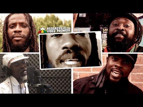 Jah Garvey, Flashy B, Junior Morgan, Triple D & Da Fuchaman - Lioness Riddim [Official Video 2017]