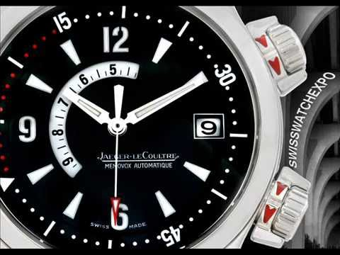 9d9bad56add Jaeger Lecoultre Master Compressor Memovox Watch 146.8.97 1 - YouTube