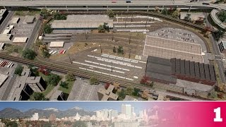 Cities: Skylines - METRO DEPOT