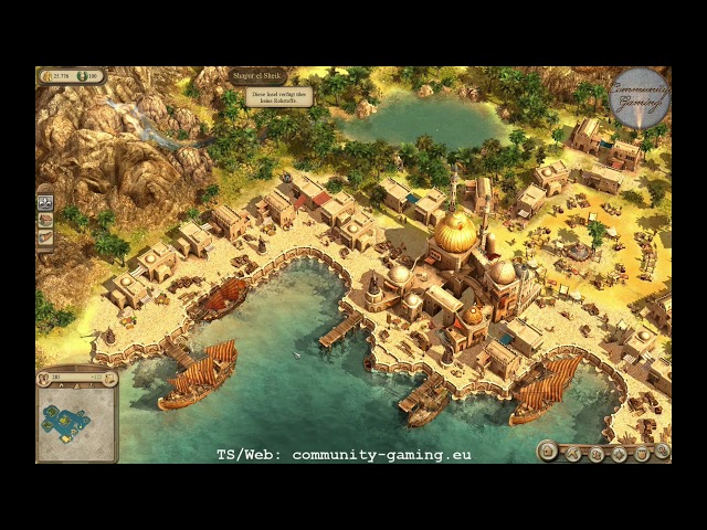 Die Gunst des Orients | Folge #002 | Let's Play Anno 1404