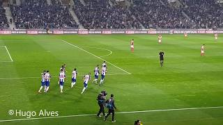 FC Porto 3-0 Braga - Meia Final Taça de Portugal 18/19 - 4K