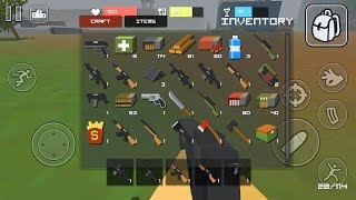 Zombie Craft Survival 2.0 - Android Game