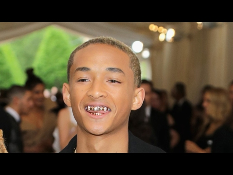 Jaden Smith Brought A Very Special Date To The Met Gala