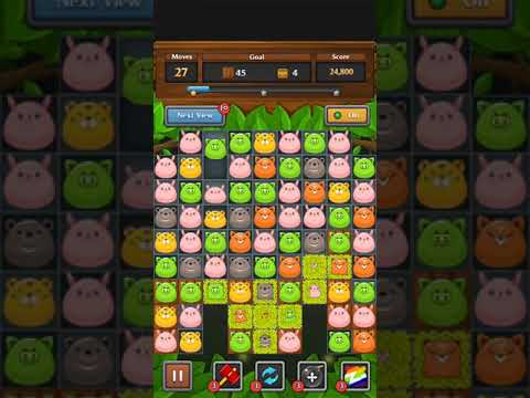 jungle match puzzle hack