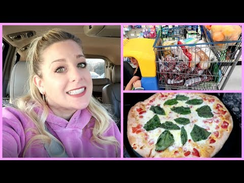 Shopping Day & Homemade Pizza | Housewife Life