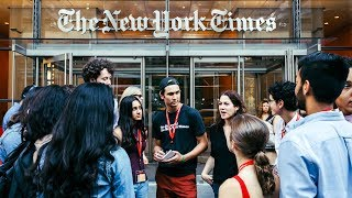 Summer Academy at The School of The New York Times