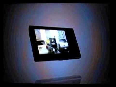 Samsung P2 Touch Screen Media Player