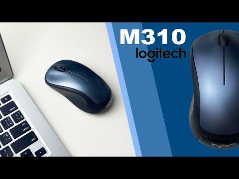 Миша Logitech M310 Wireless Silver (910-003986)