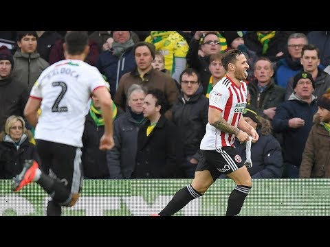 The best goal celebration in football EVER | Billy Sharp's iconic Mick Foley impersonation