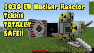 Video Safe 2030 EU Nuclear Reactor in Tekkit download MP3, 3GP, MP4, WEBM, AVI, FLV Juli 2018