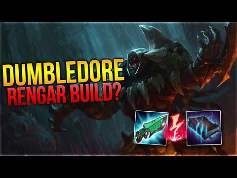 Dumbledore Rengar Build? Rengar Toplane [League of Legends] [Deutsch / German] thumbnail