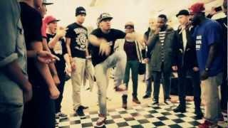 TWIN 7THIRTY vs KOFIE DA VIBE | KRUMP | RED & YELLOW battle 18 nov 2012