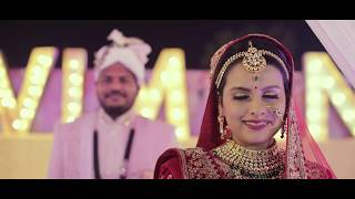 Aman & Vishaka ll Cinematic Teaser