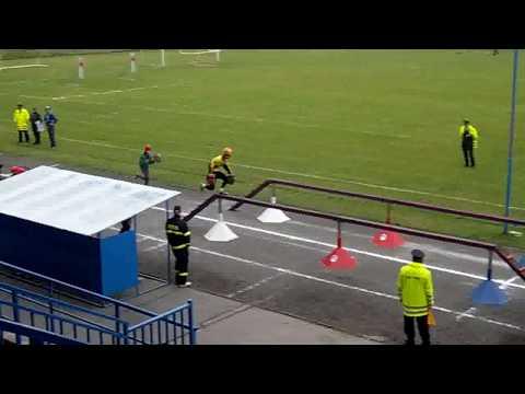 Tomáš Podušel - 100m Překážek (1.pokus)