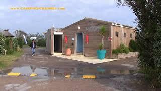 Camping Sandaya les Tamaris in Frontignan-Plage, Languedoc-Roussillon (Frankreich) Mai 2017