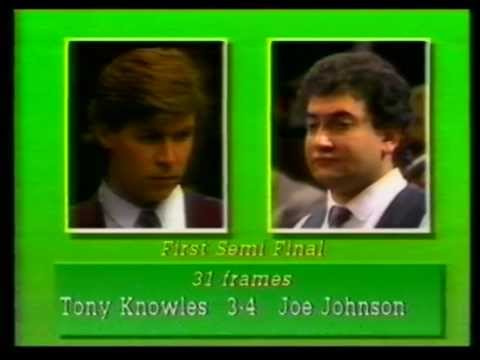 1 May 1986 BBC2  World Snooker, Bread trail & Mission Impossible