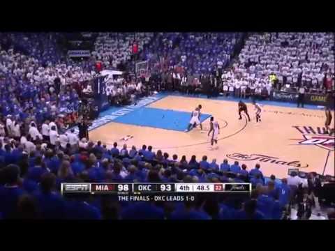 Clutch Shots Of The 2012 NBA Playoffs