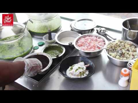 Mouth Watering Chats In Virar - Dahi Puri - Pani Puri - Dahi Bhalla - Papdi Chat - Raj Kachori