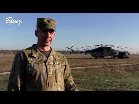 Польовий вихід курсантів Військової академії (м.Одеса)