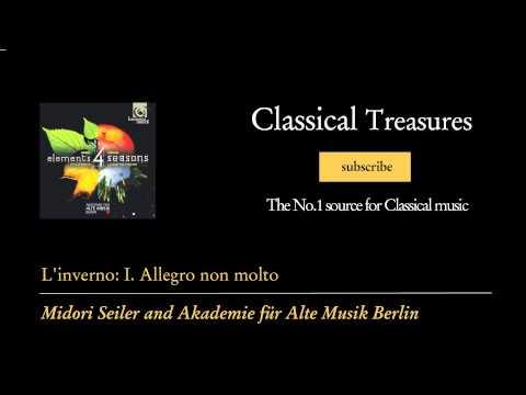 Antonio Vivaldi - L'inverno: I. Allegro non molto
