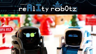 Anki Cozmo & Vector Merry Christmas and a Happy New Year Greetings