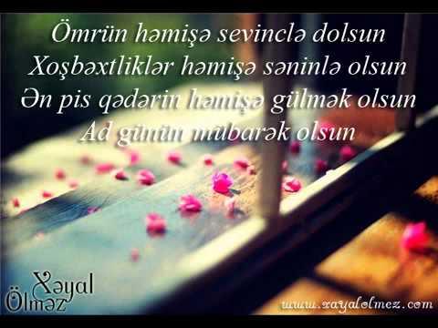 Qizim Adgunun Mubarek Yazili Wekikler Pictures Free Download