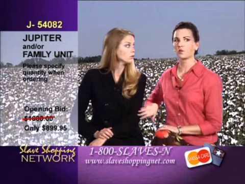 Slave Shopping Network