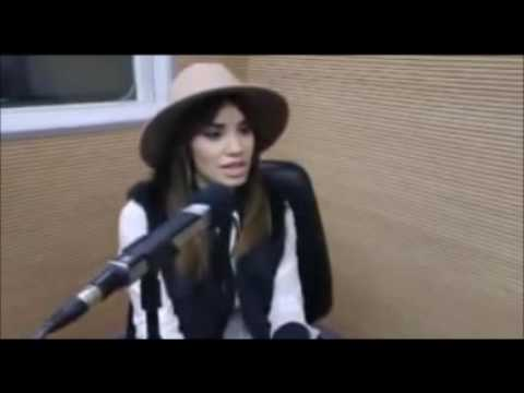 Lali Esposito entrevista en la  radio (Cordoba fm)