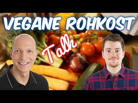 Rohkost & Vegan: Wie gesund ist Raw Food? - Talk mit Jan Rein auf der Rohvolution in Berlin
