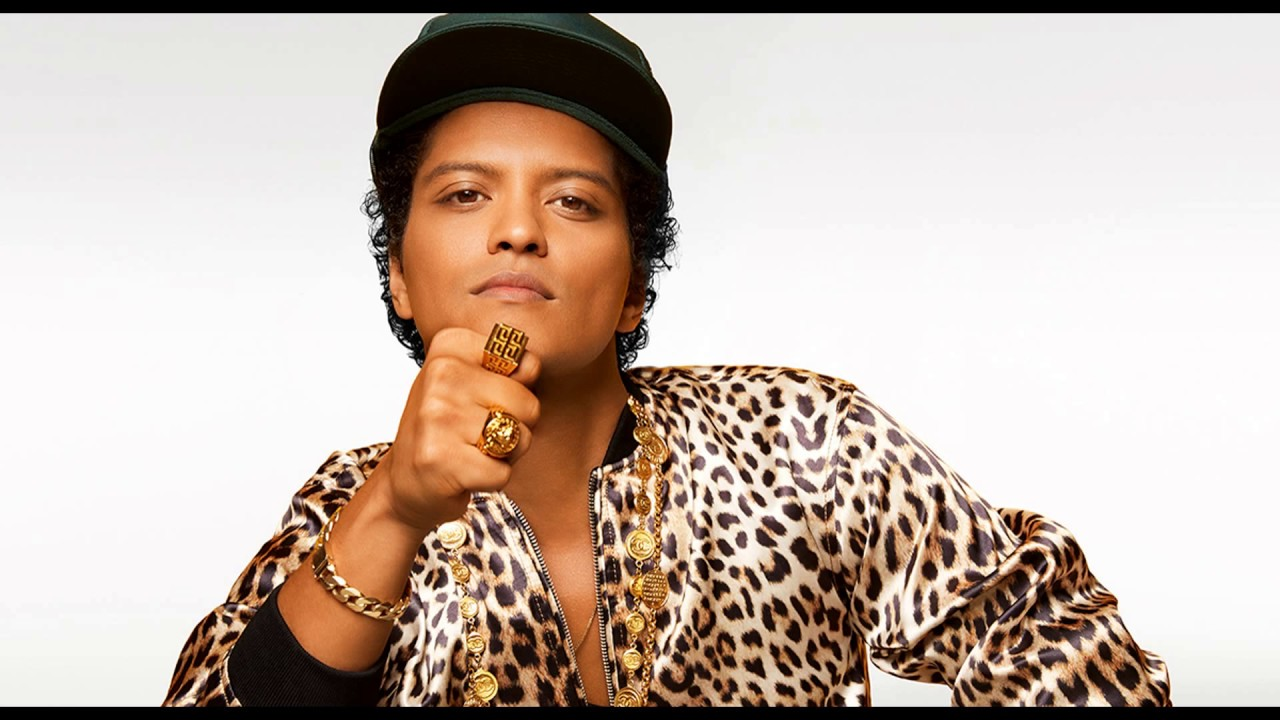 Bruno Mars- Grenade 2017 Pictures Included