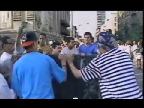 Washington Heights Riots News (1992) -Preston Lopez