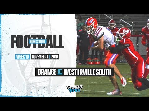 HS Football   Olentangy Orange At Westerville South [11/1/19]