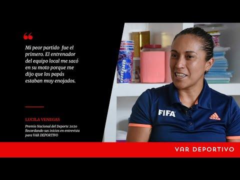 Entrevista con Lucila Venegas Premio Nacional del Deporte 2020
