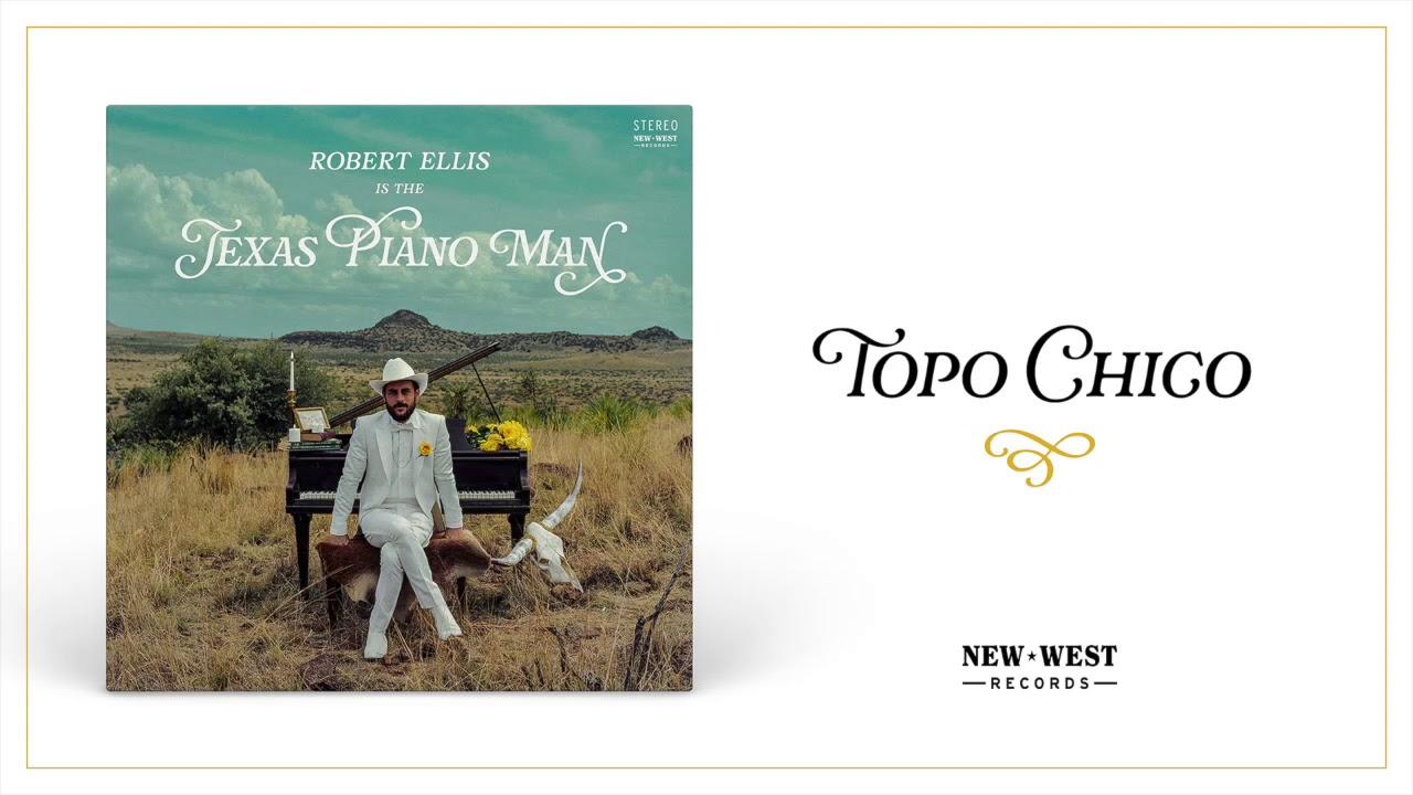 Hear Robert Ellis' New Song 'Topo Chico' – Rolling Stone