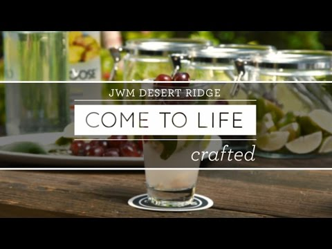 Crafted (Episode 3) - Come To Life - JW Marriott Desert Ridge