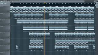 Nothing In Your Eyes - Mr. T, Yan Bi, Ha Bi BEAT FL Studio Remake [FREE MP3/FLP DOWNLOAD]