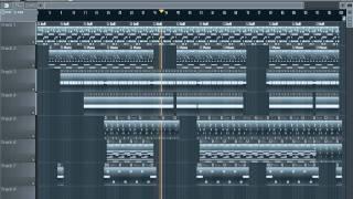 Nothing In Your Eyes - Mr. T, Yan Bi, Ha Bi BEAT FL Studio Remake [FREE MP3/FLP DOWNLOAD]