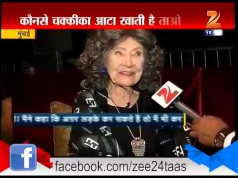 Mumbai 97 Year Old Women Taao Does Yoga