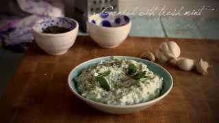 How To Make Tzatziki - Simply Delicious