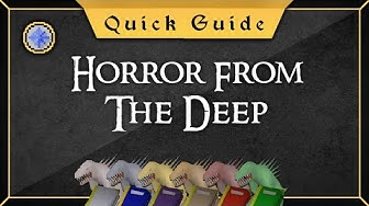 [Quick Guide] Horror from the Deep