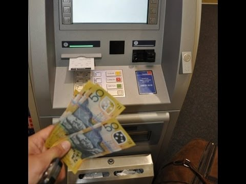 how to hacking atm machine