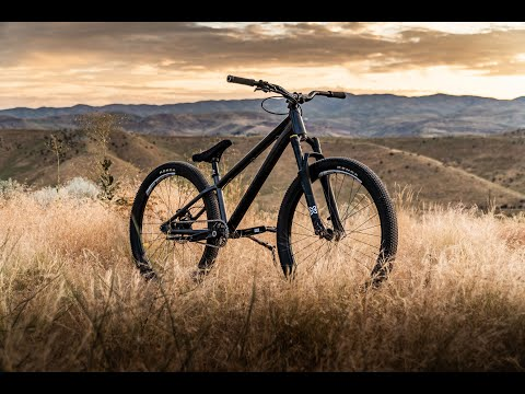 Andrew Taylor's 2020 Norco Rampage Bike Check And First Ride