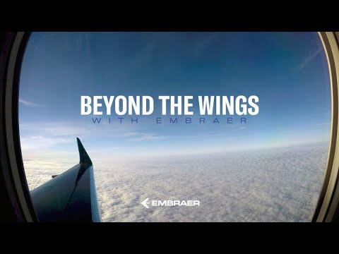 Beyond the Wings 12: Windows at Embraer Executive Jets